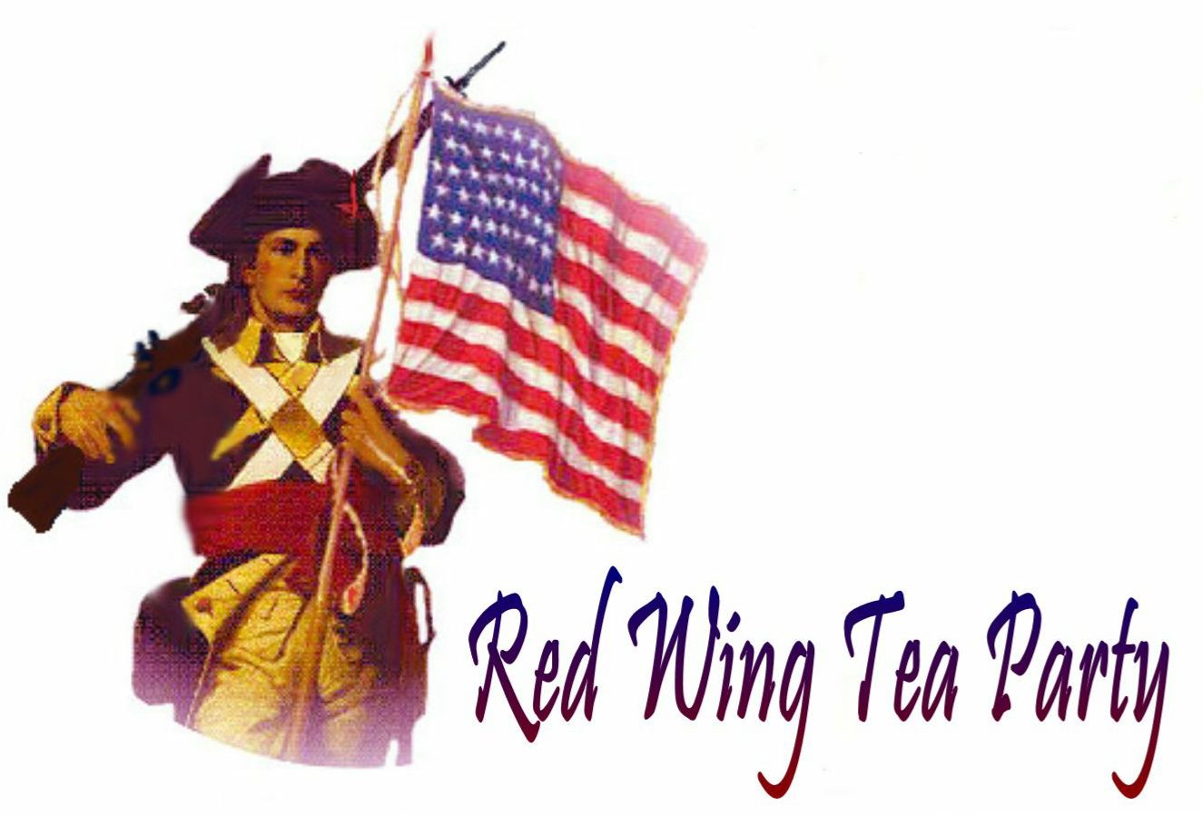 Red Wing Tea Party